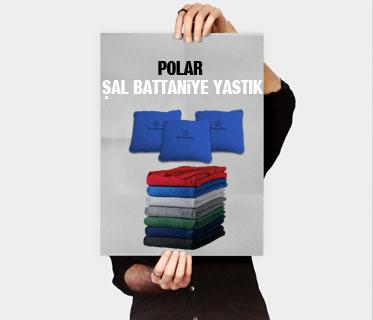 Polar Şal & Battaniye & Yastık